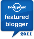 I'm a featured blogger on Lonely Planet