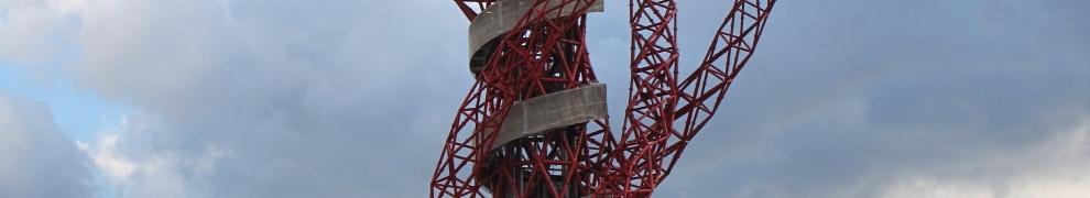 The Orbit - London Olympics 2012