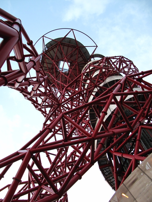 The Orbit from underneath